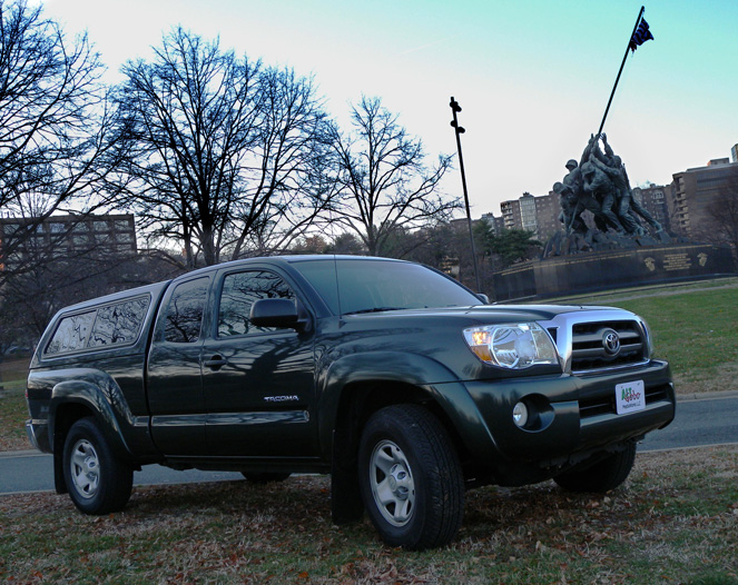 A 2009 Toyota Tacoma is the latest addition to the Alt Gobo fleet. This  vehicle replaces the 1994 Toyota 4runner that has faithfully served  production needs ... b4c264f51